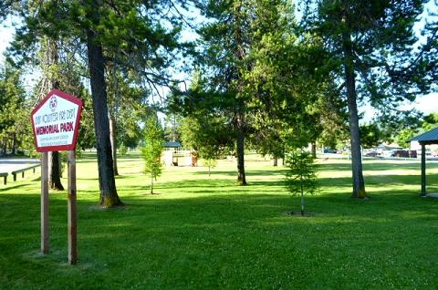Libby Volunteer Fire Department Memorial Park and Campground Photo