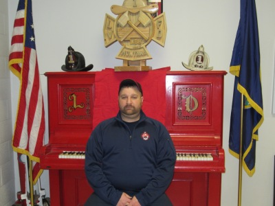 LVFD Fire Department Volunteer Photo